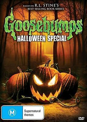 GOOSEBUMPS - HALLOWEEN SPECIAL [NON-USA FORMAT PAL REGION 4] (DVD) NOT SEALED - Halloween Specials Tv Shows