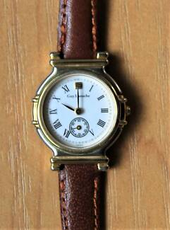 Genuine Guy Laroche with new leather strap