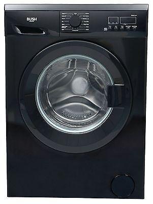 BUSH WMNS941B 9KG 1400 Spin Washing Machine - Black. From the Argos Shop on ebay