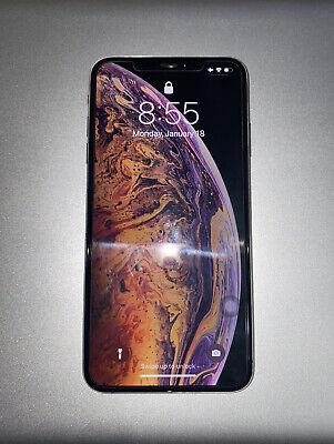 Apple iPhone XS Max - 256GB - Silver (Unlocked)