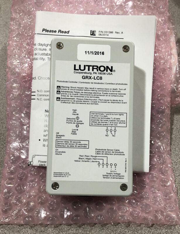 LUTRON GRX-LC8 PHOTODIODE CONTROLLER, NNB