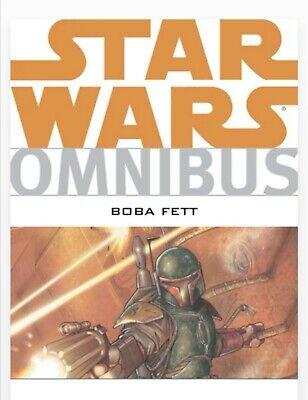 Star Wars Boba Fett Omnibus (Dark Horse, 2010)
