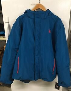 Spyder XL Men's jacket with tags
