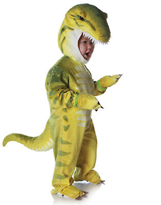 T-Rex Green Dinosaur Baby Boys Toddler Halloween Animal - Baby T Rex Kostüm