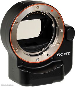 Sony LA-EA4 A-Mount to E-Mount Adapter