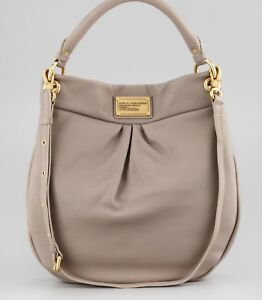 MARC By Marc Jacobs, Classic Q Hillier Hobo Bag in Cement