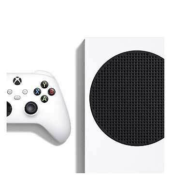 Microsoft Xbox Series S 512GB Console - Factory Sealed In-Hand Ships Today NEW