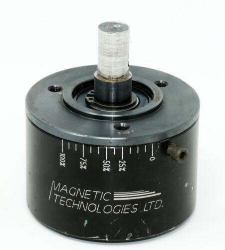 Magnetic Technologies Magnetic Brake 523-002, .3 - 12 in-lb, 28 Watt