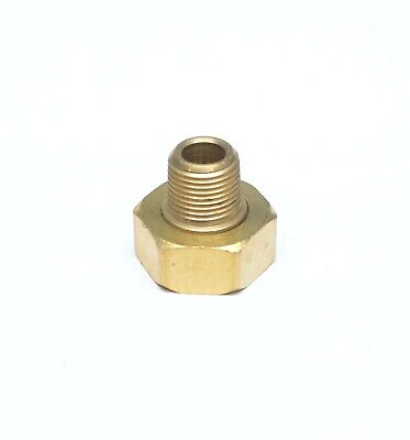 36 Units 3//8 in Male British Standard Pipe Parallel x 3//8 in Male British Standard Pipe Parallel Nipple Brennan