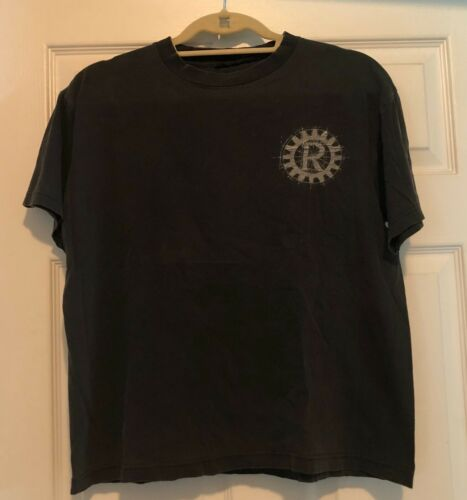 Rage Against The Machine ULTRA RARE vintage concert t-shirt