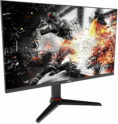 VIOTEK GFV27DAB 27-In Gaming Monitor 144Hz 1440p 1ms HDR-Ready VA Panel FreeSync