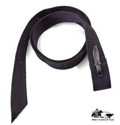 (Tie Strap Cinch Extra Heavy Duty Thick Nylon Black New Free Shipping)