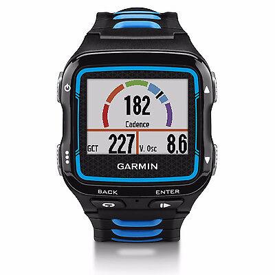 Garmin Forerunner 920Xt Multisport Fitness   Training Watch Blue Black 01174 00