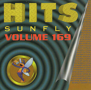 Sunfly-Hits-Karaoke-Disc-Vol-169-SF169-Blink-182-N-Sync-Sonique-Mariah-Carey
