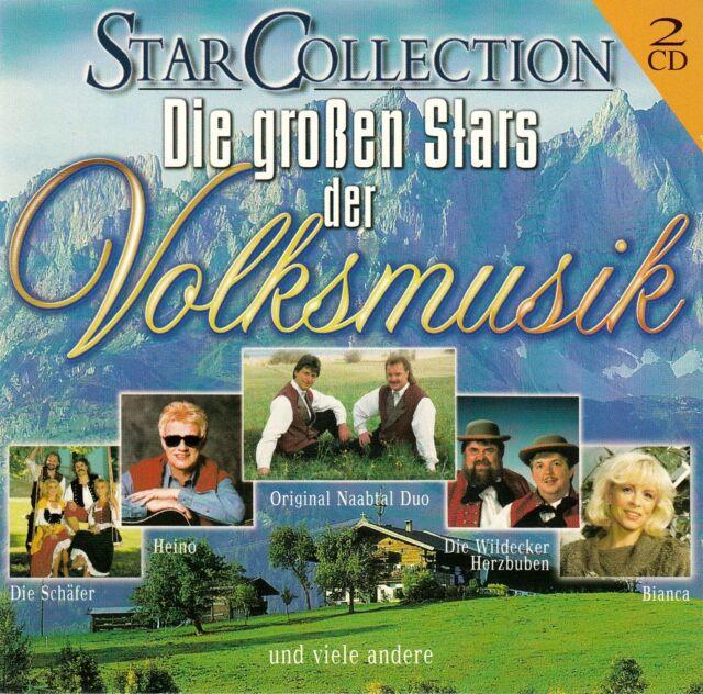 DIE GROSSEN STARS DER VOLKSMUSIK / 2 CD-SET (BMG ARIOLA MILLER 1999)