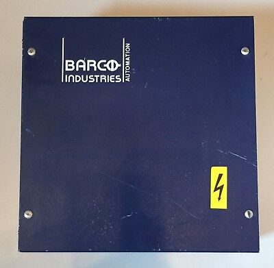 Barco Industries Automation Electrical Control Panel