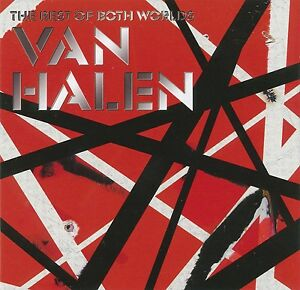 VAN HALEN The Best Of Both Worlds 2CD BRAND NEW