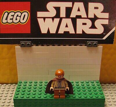 """STAR WARS  LEGO LOT MINIFIGURE  MINIFIG   """"  OBI WAN KENOBI   NO HEAD SET  """""""