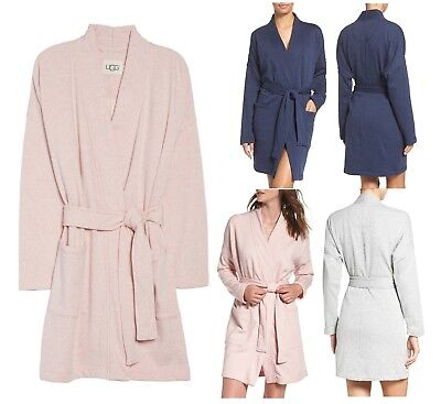 Cozy Robe (UGG Braelyn Women's kimono Robe Bathrobe Cozy Cardigan Outerwear jacket)