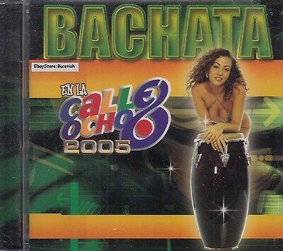Joe Veras Frank Reyes Ivan Espinal Bachata En La Calle Ocho 2005 CD New Sealed (Bachata En La Calle)