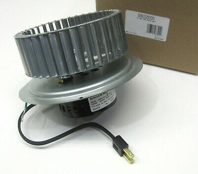 1 New Broan Nutone Exhaust Fan Motor And Blower S86325000 For Qt90 Qt90t
