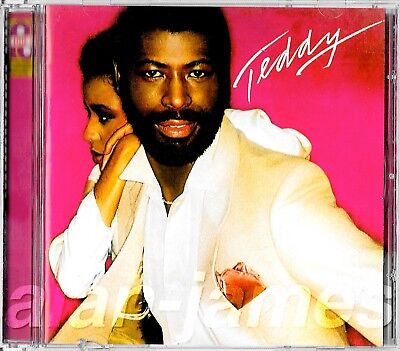 Teddy Pendergrass TEDDY 2006 EU CD OSR OOP Turn off The Lights COME GO WITH ME
