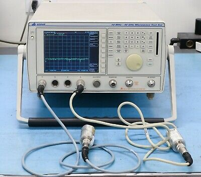 Ifr 6204b 10mhz-46ghz Microwave Test Set With 6914 And 6234a Sensors