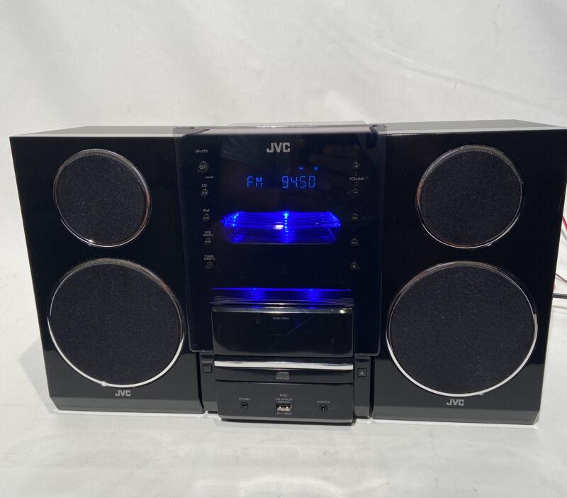 JVC Component UX - LP 55 Stereo B [Black] (missing remote)