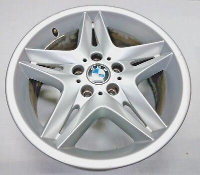 """USED 18"""" BMW X5 2001 2002 2003 2004 2005 2006 Wheel Rim 59332 OEM 36116750865"""