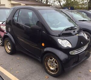 5 Smart Cars for Sale