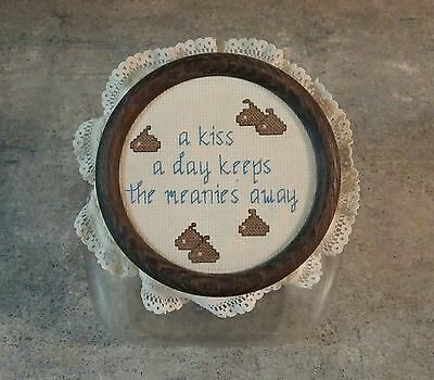 Hershey Kisses Kitchen Table Top Container