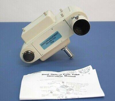 Nikon Meb15900 Multi Image Module Dual Optical Path Tube Diaphot Microphot 7319