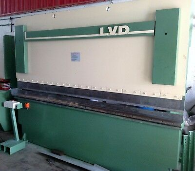 LVD 100T Press Brake £10,500 + VAT