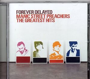 MANIC-STREET-PREACHERS-Forever-Delayed-Greatest-Hits-CD-Brand-New