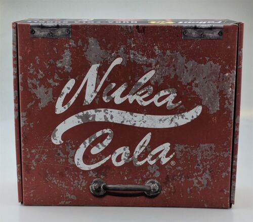 Fallout 76 Nuka Cola Bundle Red In Box Good Shape