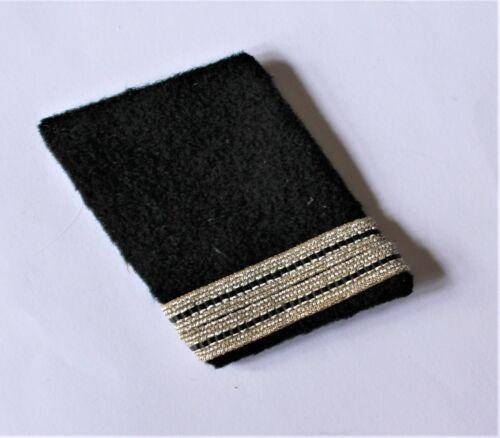 WW2 Waffen Elite Rottenfuhrer Left Collar Patch Insignia