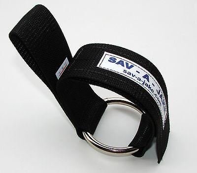 Sav-a-jake Firefighter Halligan Holster 3 Ring