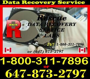 24/7 Data Rescue Labs NO DATA NO CHARGE > 1-800-311-7896