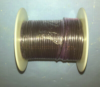 22 Awg Solid Hook-up Wire Black 22ga Pvc 600v 100ft Alpha Wire