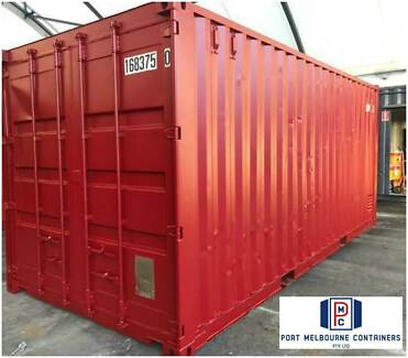 20ft Shipping Container Includes Delivery to Ballarat Ballarat Central Ballarat City Preview
