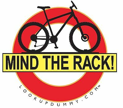 MIND THE RACK 2for1 Sale! The Best Car Bike & Gear Roof Rack Reminder &