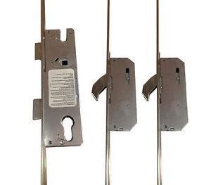 Winkhaus Cobra UPVC Door Lock - 35/92 - 2 Hooks - 16mm Faceplate - MPL 3162