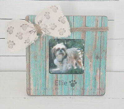 personalized pet frames - dog frames - christmas gift ideas - pet loss gifts
