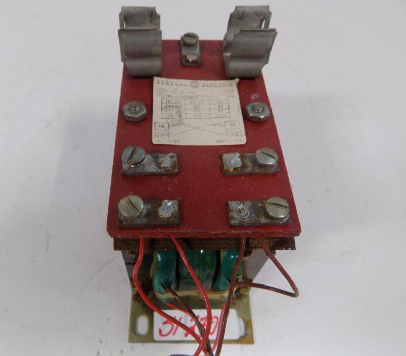 GENERAL ELECTRIC TRANSFORMER 55-172809G1