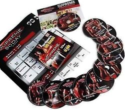 NEW SUPREME DVD SET GET INSANE ABS w SUPREME 90 DAY WORKOUT AS SEEN ON TV 13 60