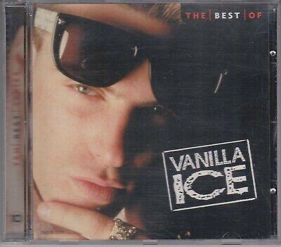 Best of VANILLA ICE [EMI] 2001 Greatest Hits CD Ice Ice Baby Ninja Rap 90s (Best 90s Rap Albums)