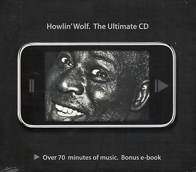 Howlin' Wolf - The Ultimate CD (2010 CD) New & Sealed