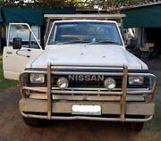 Nissan Patrol 4WD 6cyl/turbo/diesel ute, camper, classic Hatton Vale Lockyer Valley Preview