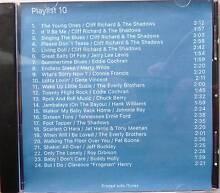 ROCK N ROLL CD OF VARIOUS ARTISTS PLAYLIST 10 Alfredton Ballarat City Preview