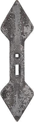 Doppelherzschar Langloch 45-75mm / Breite 135mm / passend für diverse Hersteller